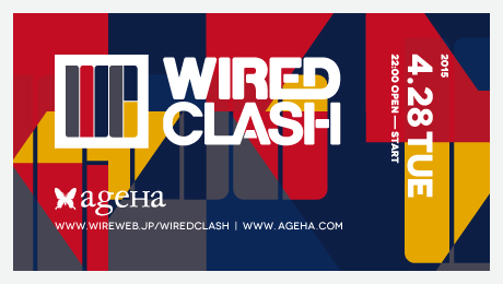 WIRED CLASH 2015